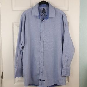 Mens English Laundry 15.5 32/33 Shirt